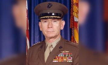 Gen. Paul X Kelley, 28th Marine Corps commandant, has died