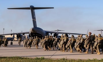 US deploys about 750 paratroopers to the Middle East following attack on embassy in Baghdad