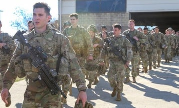 More US troops prepare to deploy to Iraq as top general warns anyone who attacks embassy will 'run into a buzz saw'