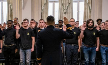 The Army is planning a massive summer recruiting drive