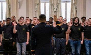 New Army recruits will now take personality tests to help determine what jobs they'd be good at