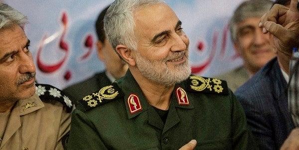 Top Iranian commander Qasem Soleimani killed in US airstrike near Baghdad