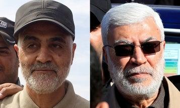 Iran vows to avenge the US killing of top commander Qasem Soleimani