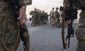 US to deploy 3,500 paratroopers to the Middle East in response to threats of retaliation from Iran