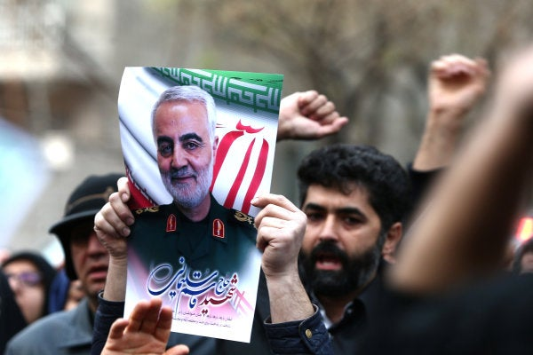 Inside Soleimani's plot to attack US forces in Iraq