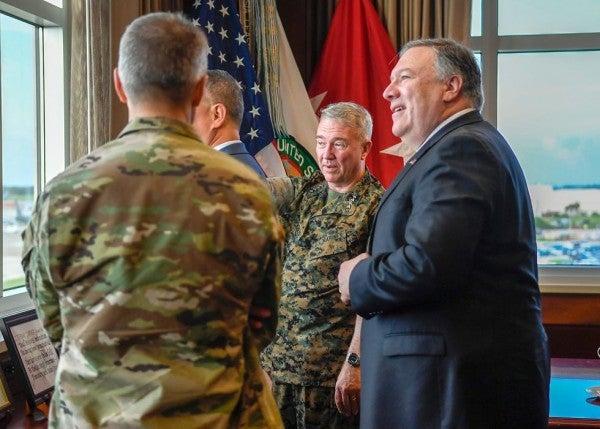 US designates Iraqi militia group as foreign terrorist organization
