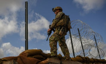 Militant group attacks military base used by US and Kenyan forces