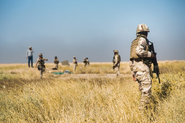 US coalition pauses training of Iraqi forces to focus on base security days after Soleimani killing