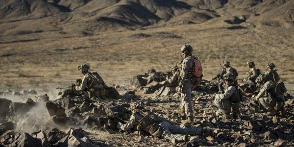 No, the 2nd Marine Division is not calling up Individual Ready Reserve Marines amid rising tensions in the Middle East