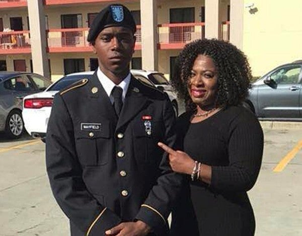 Family identifies US soldier killed in attack on Kenyan military base