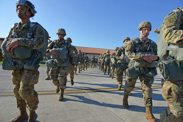 Here are all of the US troops deploying to the Middle East amid soaring tensions with Iran