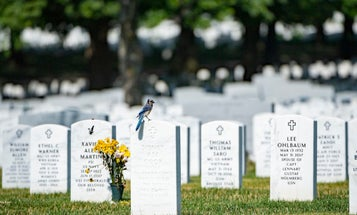 Arlington National Cemetery is tightening security amid tensions with Iran