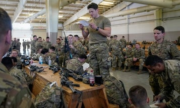 'We're going to war, bro' — preparing for battle with the 82nd Airborne