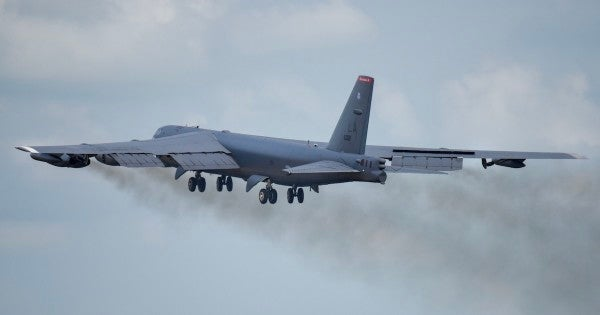 The US is sending B-52 bombers to a strategic Middle East hub amid tensions with Iran