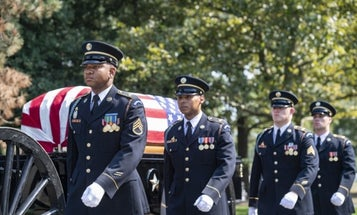 How an Army daughter's fight won full-honor burials for POWs, enlisted Medal of Honor recipients