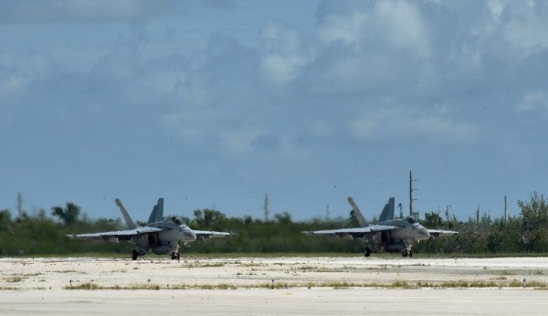 Chinese nationals keep getting arrested for taking pictures of Naval Air Station Key West