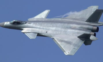 China reportedly wants to slap laser cannons on its fighter jets
