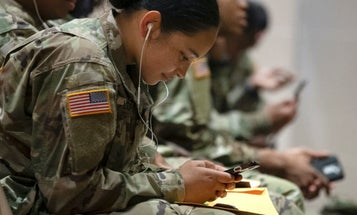 82nd Airborne paratroopers just deployed without their phones. Your unit could be next