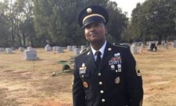 'He just radiated love' — Army recruiter killed in Alabama shooting