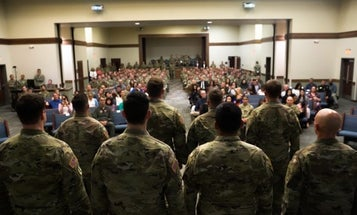 Green Berets receive dozens of combat awards for 'valorous actions' during Afghanistan deployment