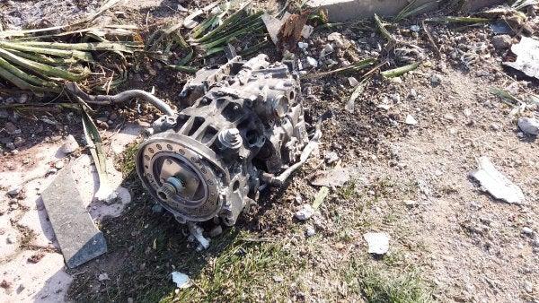 Iran calls shootdown of Ukrainian airliner a 'disastrous mistake'