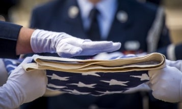 Air Force identifies two airmen who were found dead at Spangdahlem Air Base