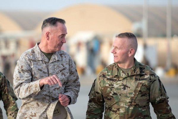 Investigation finds former top enlisted leader improperly endorsed products and used staff as personal shoppers