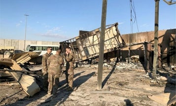 'It's miraculous no one was hurt' — US troops amazed Iran didn't kill anyone in Al-Asad missile attack
