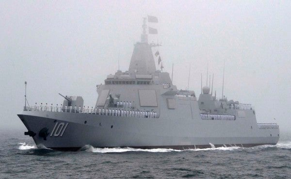 China commissions its largest and 'most powerful' surface warship yet