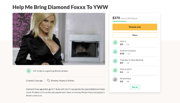 A West Point cadet tried to crowdfund money to bring a porn star to the academy's winter banquet