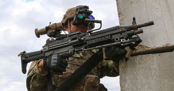 The Army is going all-in on killer new weapons tech for soldiers