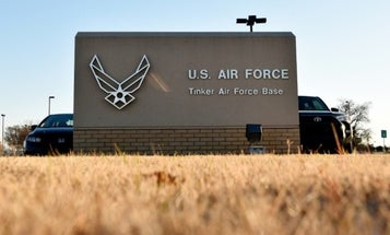 Air Force agents raid military landlord's Oklahoma office, seize computers