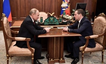 Russian government resigns after Putin proposes constitutional changes