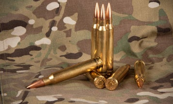 The Army has selected Sig Sauer to make ammo for its bolt-action sniper rifle