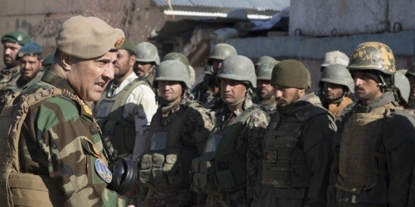 Most Afghan troops and police are 'a hopeless nightmare and a disaster,' special inspector general tells Congress