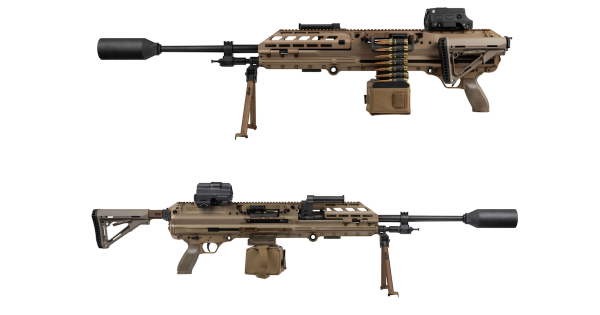 SOCOM just picked up a new lightweight machine gun
