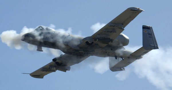 Lawmakers are once again fighting to save the A-10 Warthog from retirement