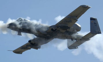 Survey: How do you spell the sound that an A-10 Warthog's autocannon makes?