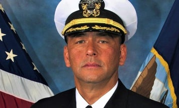 Navy says destroyer captain removed after lying to San Diego fleet command about ship's position