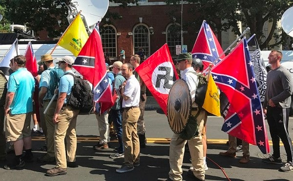 US Army veteran among group of suspected neo-Nazis arrested by FBI on gun charges