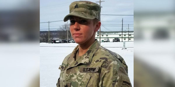 'I wanted to prove them wrong' — How the first enlisted female Guard soldier to graduate Ranger School got it done
