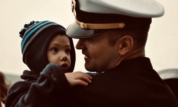 War through the eyes of a military kid