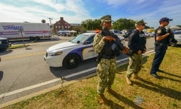 DoD restricts firearms, base access, and travel for foreign military students training in the US