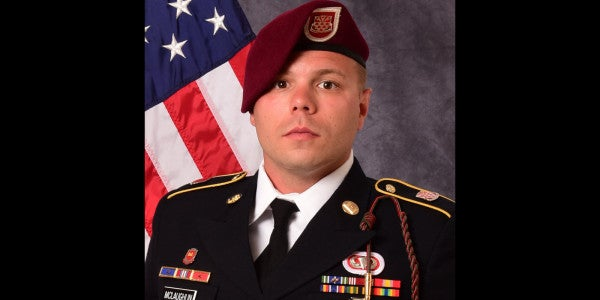 Fallen paratrooper returns to Fort Bragg
