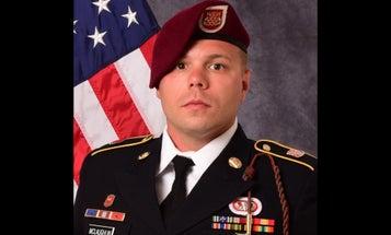 Fallen paratrooper returns to Fort Bragg