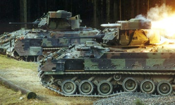 The Army is trying to replace the Bradley Fighting Vehicle for the third time — again