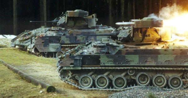 The Army can't seem to figure out how to replace its aging Bradley fleet