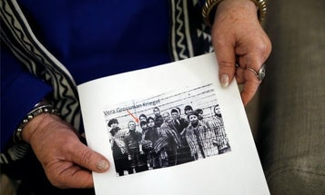 75 years after the liberation of Auschwitz, three survivors tell their stories