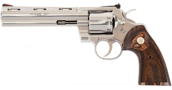 Colt's legendary Python six-shooter is back and better than ever