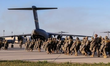 82nd Airborne paratroopers to replace Marines protecting US Embassy in Baghdad